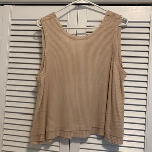 Free People We The Free New Love Tank NWOT